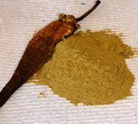 Dehydrated Green Chili Powder