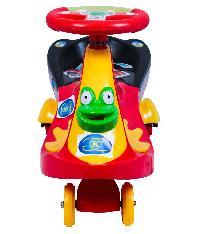 Kids Paddle Car