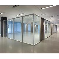 Aluminum Glass Office Partitions Wall