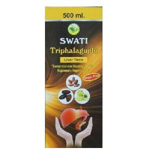 Swati Triphalaguglu Liver Tonic