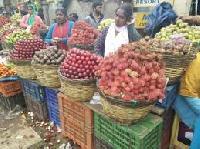 Ooty Fruits