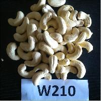 Cashew Nut - White Whole W210 (A Grade)