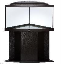 Glass Fish Aquarium Stand