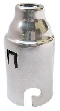 Aluminium Candle Lamp Holder