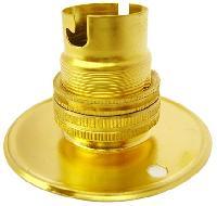 Brass Batten Lamp Holder