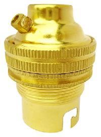 Brass Bracket Lamp Holder Without Hook