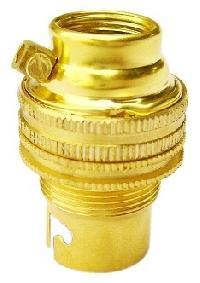 Brass Bracket Lamp Holder Sbc