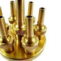 Brass Fountain Nozzles