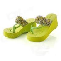 High Heel Slippers