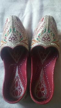 Mens Handmade Punjabi Jutti