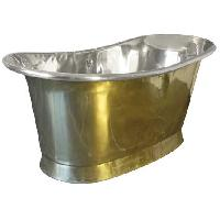 Brass Bath Tub