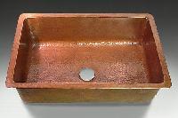 Copper Kitchen Sinks