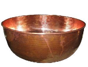 Copper Pedicure Bowls