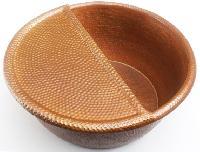 Pedicure Spa Bowl in Copper