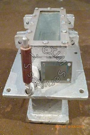 Rack And Pinion Gate