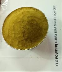 Curry Leaf And Ginger powder