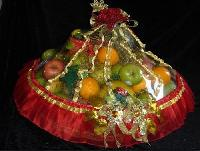Wedding Fruit Basket