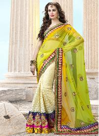 Net Silk Sarees
