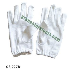 Jewelers Handling Gloves With Elastic