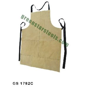 Leather Bib Apron