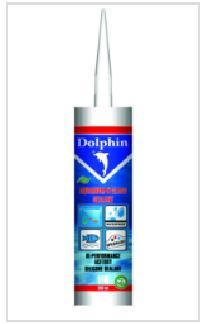 Dolphin Aquarium Silicone Sealant