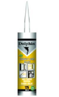 Dolphin Windows Silicone Sealant