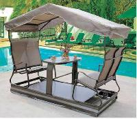 Tent Four Seat Swing Chair