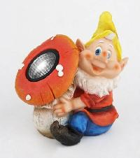 Gnome Solar Light