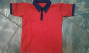 Customized Promotional Polo T-Shirts