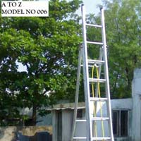 Self Support Extension Ladder