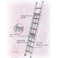 Wall Extension Ladders