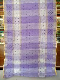 Cotton Tangail Saree (pb - 09)