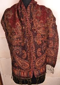 jamawar pashmina shawls