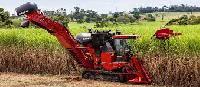 Sugar Cane Harvester