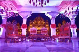Phera Mandap Stage Decoration 01