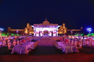 Phera Mandap Stage Decoration 03