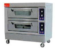Deck Gas Oven