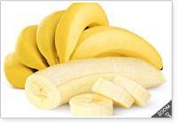 Frozen Peeled Banana