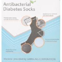 Antibacterial Diabetic Socks