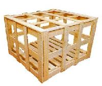 Wooden Crate 002