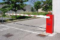 Electric Lifting Barrier