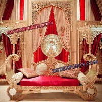 Jodha Akber Wedding Stage