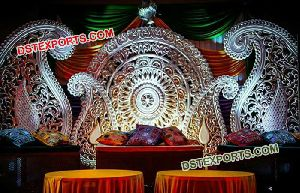 Maharaja Wedding Stage