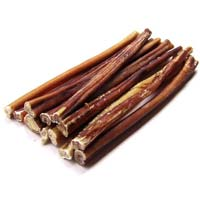 Dried Bull Pizzle Sticks