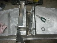 Aluminium Moulds Casting