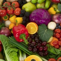Fresh Fruits Vegetables