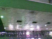 Heated False Ceiling