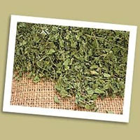 Dehydrated Fenugreek Leaves
