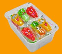 Fun Fruit Shape Jelly