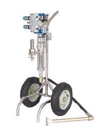 Medium Duty Airless Spray Painting Equipment